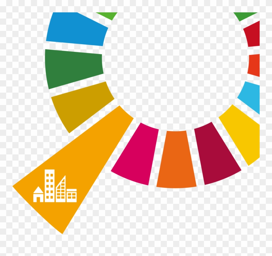 Sustainable Development Goals Circle Clipart (#1766070.