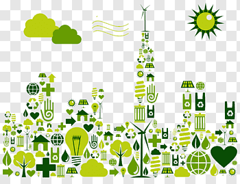 Sustainability cutout PNG & clipart images.