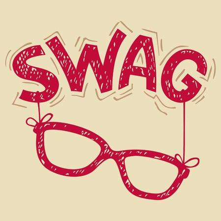 1,243 Swag Stock Illustrations, Cliparts And Royalty Free Swag Vectors.