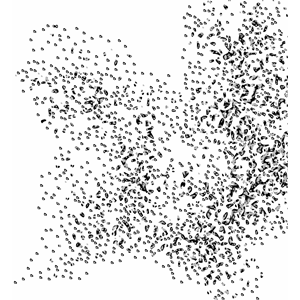 Network Node Cloud Swarm Simple clipart, cliparts of Network.