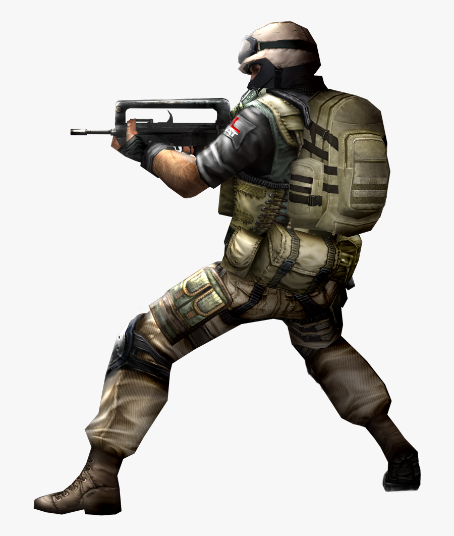 Transparent Swat Team Clipart.