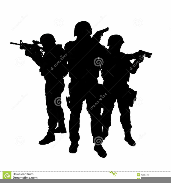 Free Swat Clipart.