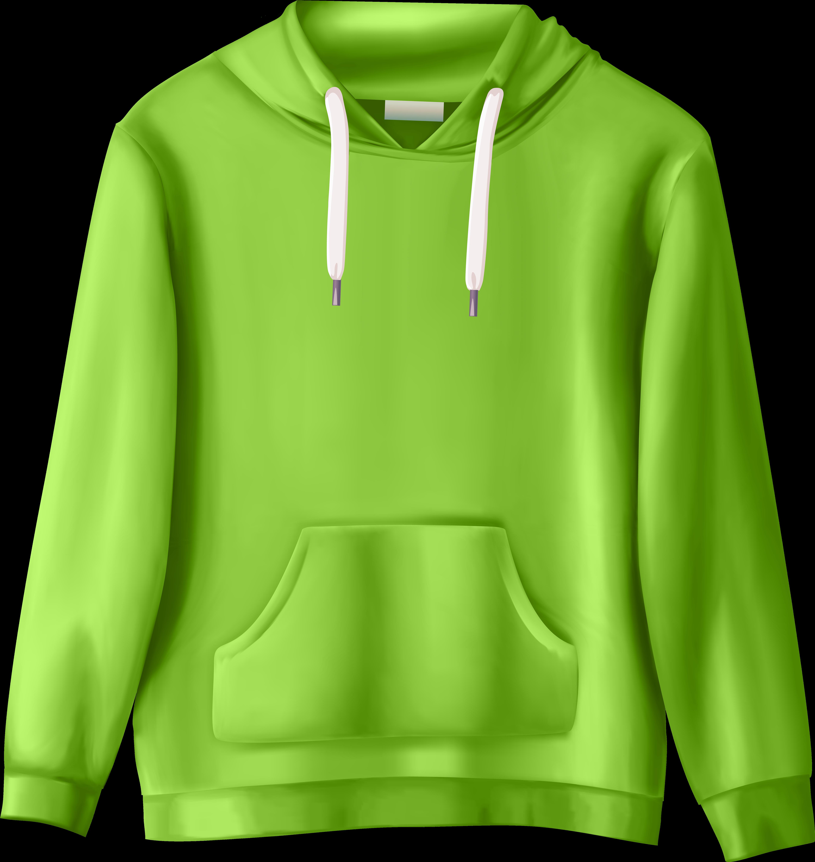 sweatshirt clipart.