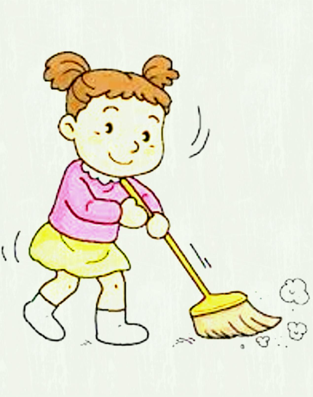 Sweep clipart 5 » Clipart Station.