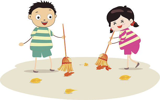 Sweeping clipart 1 » Clipart Station.