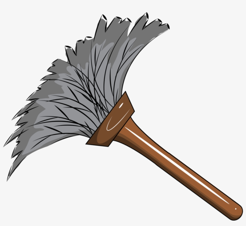 Feather Duster Cleaning Swiffer Vacuum Cleaner.
