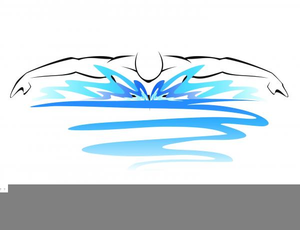 Free Swim Team Clipart.