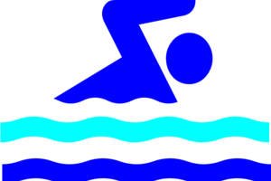 Clipart swimming 1 » Clipart Station.