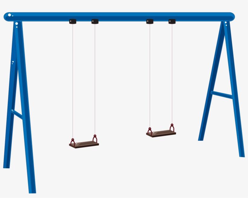 Park Swing Png Clip Art.