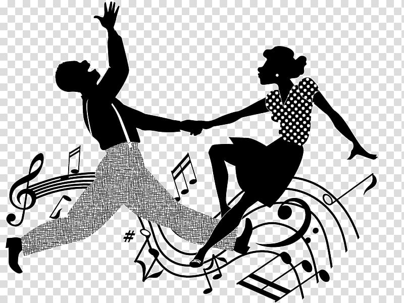 Swing Dance Lindy Hop , others transparent background PNG.