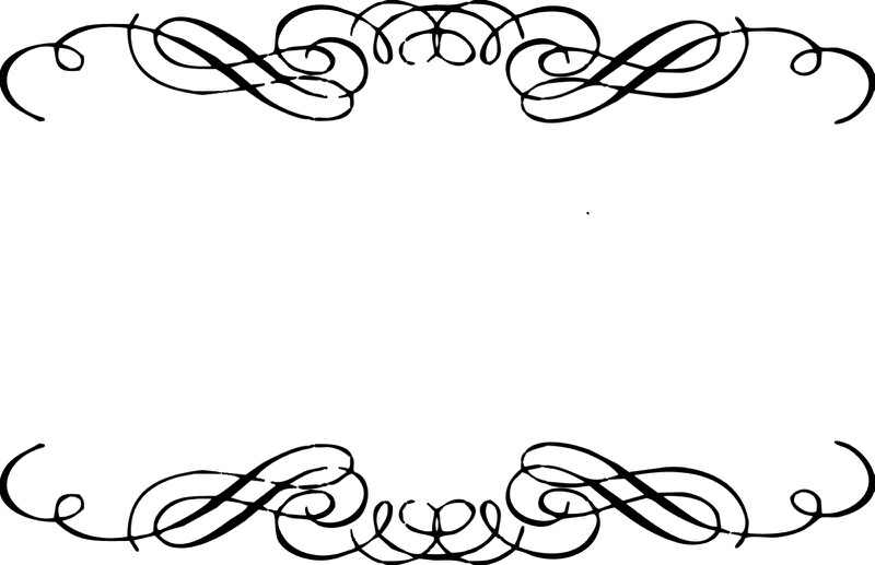 Free clipart swirls and scrolls 4 » Clipart Station.