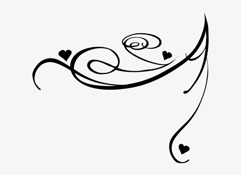 Decorative Swirl Clip Art At Clker.
