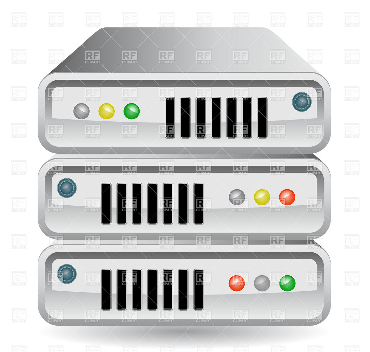 Clipart Switch Router.