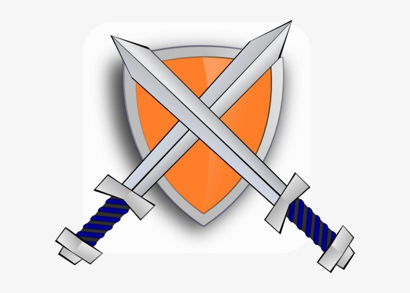 Cross Clipart Swords.