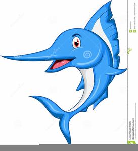 Free Clipart Swordfish.