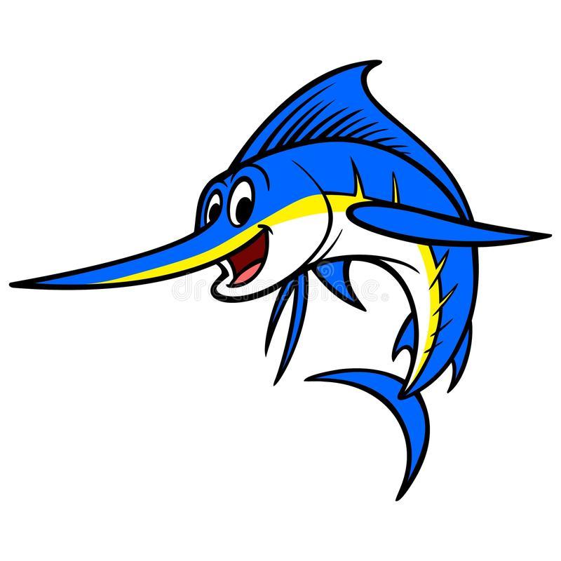 Swordfish Stock Illustrations.