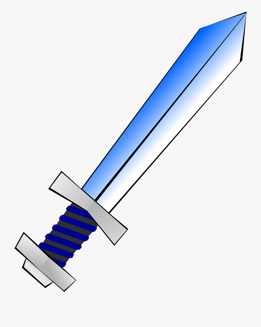 Transparent Medieval Sword Png.