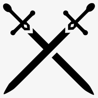 Free Swords Clip Art with No Background.