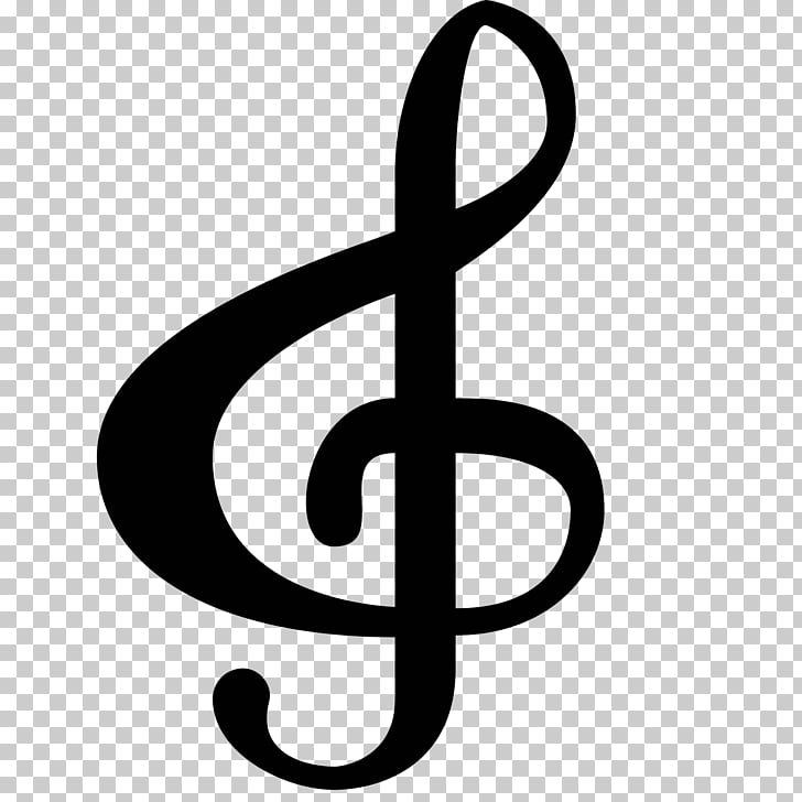 Clef Musical note Computer Icons Treble, symphony PNG.