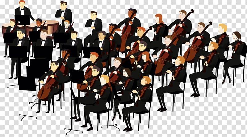 Orchestra Classical music Orchestre symphonique Symphony.