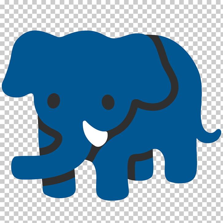 Indian elephant Emoji African elephant Noto fonts Synonyms.