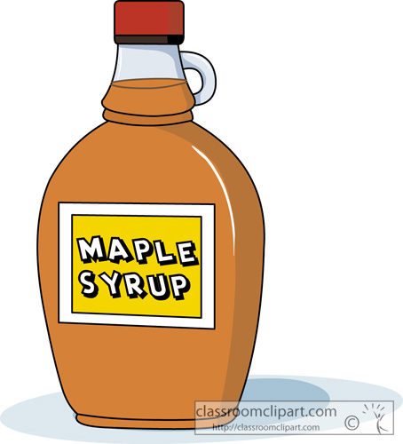 Maple syrup clipart 11 » Clipart Station.