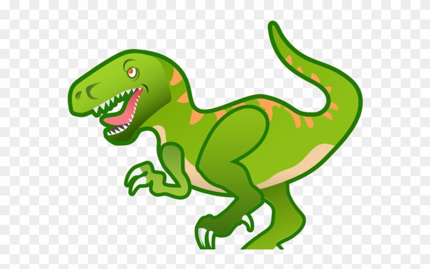 Pixel Clipart Tyrannosaurus Rex.