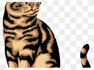 Free PNG Tabby Cat Clip Art Download.