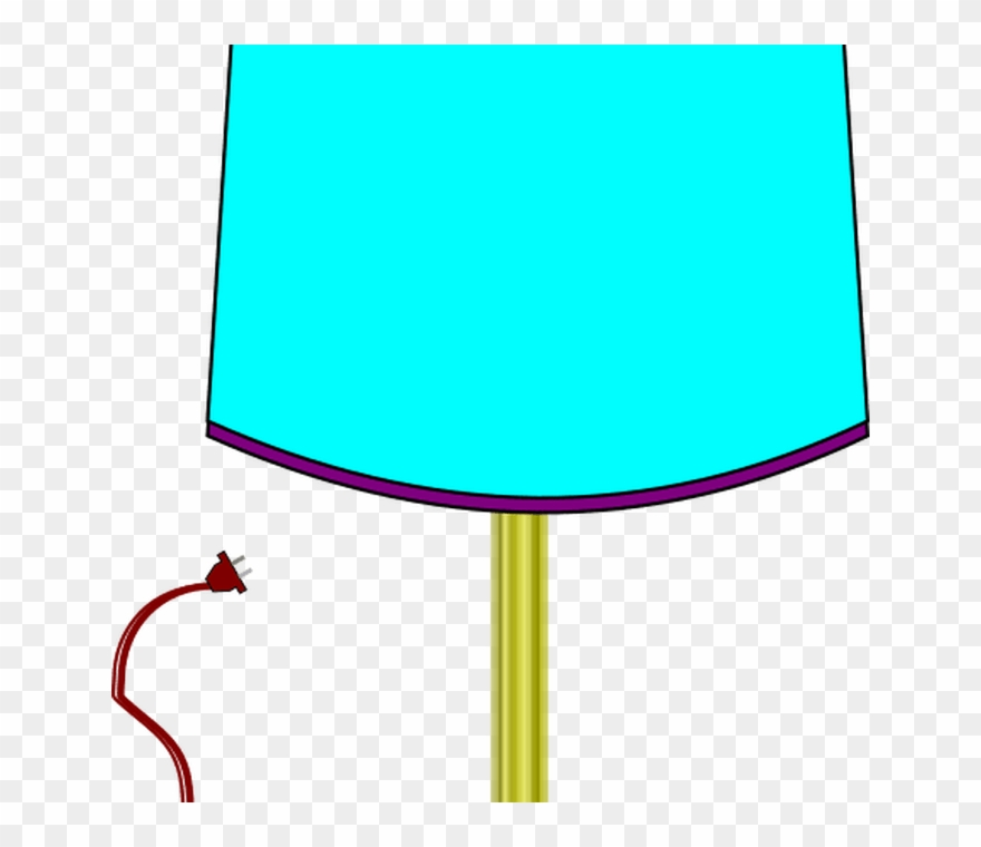 Clipart Table Lamp.