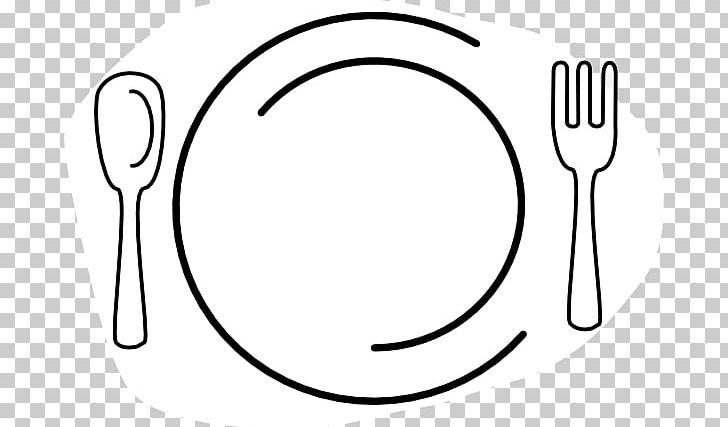 Plate Table Setting Fork PNG, Clipart, Area, Black And White.
