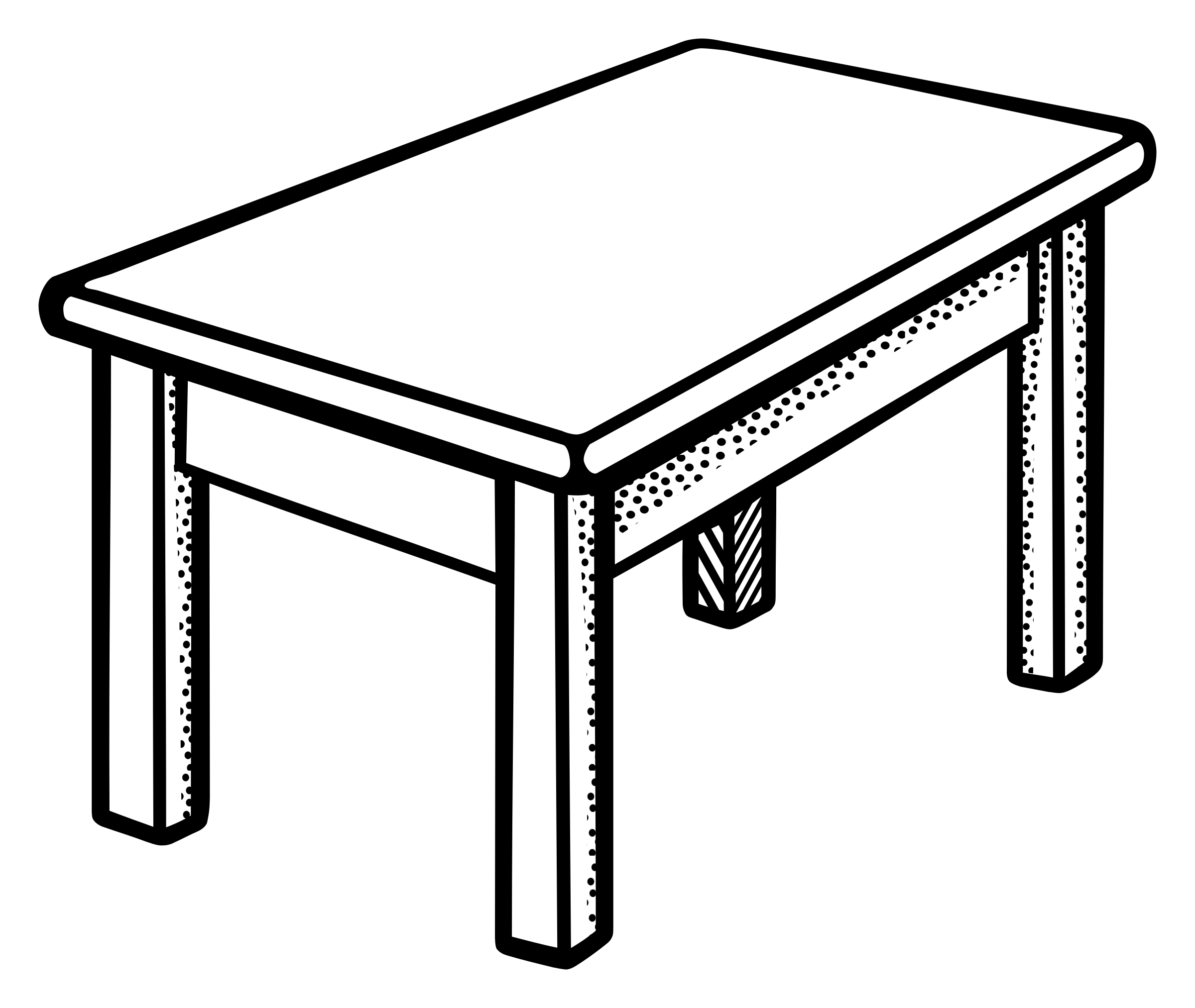 Tables clipart 7 » Clipart Station.