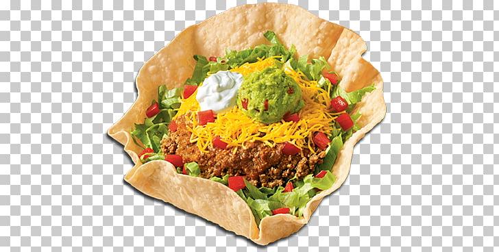 Taco salad Hamburger Burrito, salad PNG clipart.