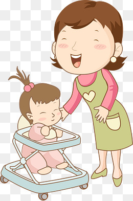 Take Care Of Baby Clipart.