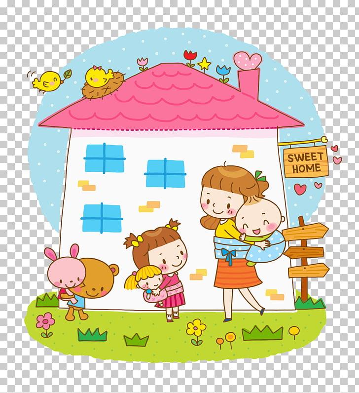 Child Stock illustration Illustration, Children learn to.