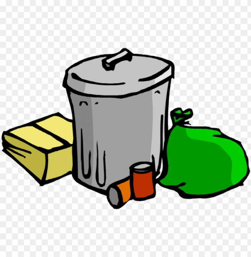collection of garbage png high quality.