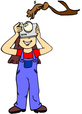 Taking pictures clipart 1 » Clipart Station.