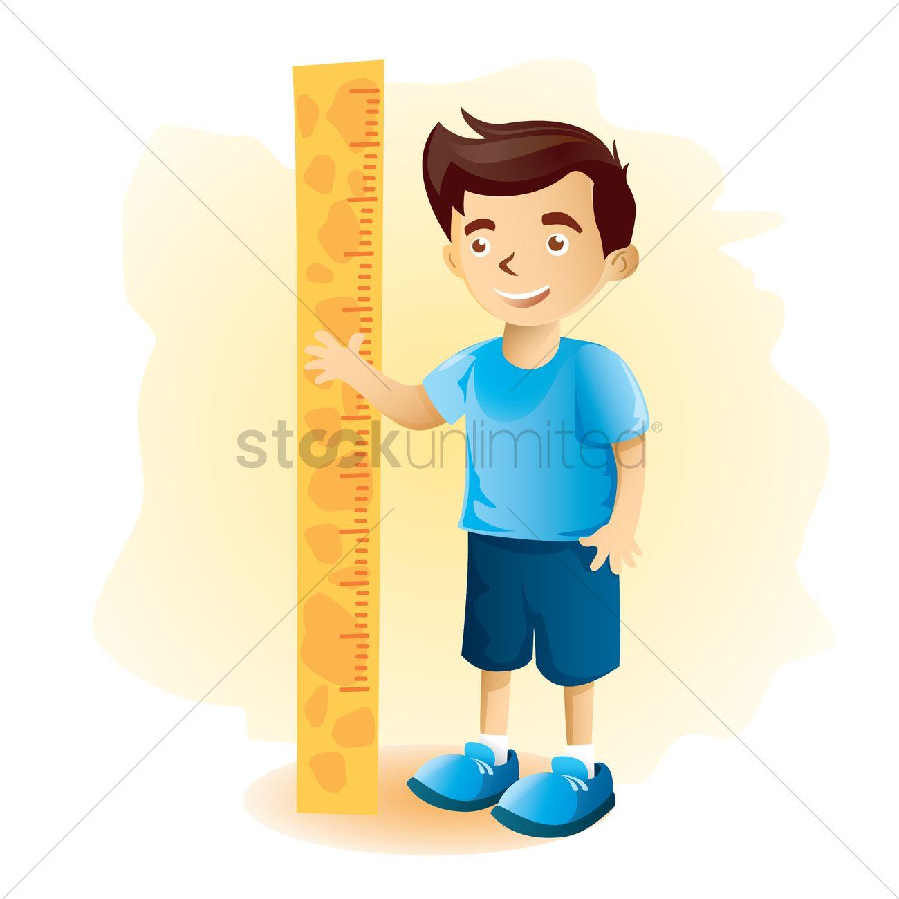 Tall Kid Clipart.