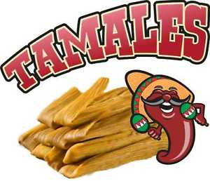 Mexican Tamales Clipart.