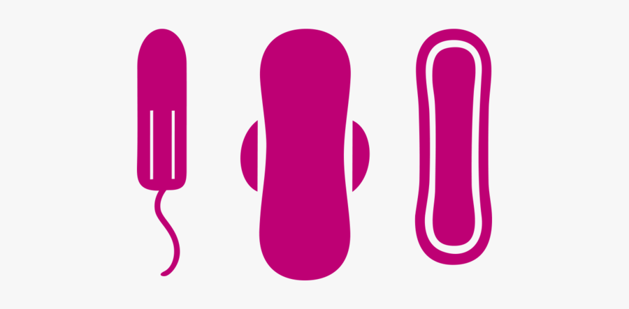 Pads And Tampons Png , Free Transparent Clipart.