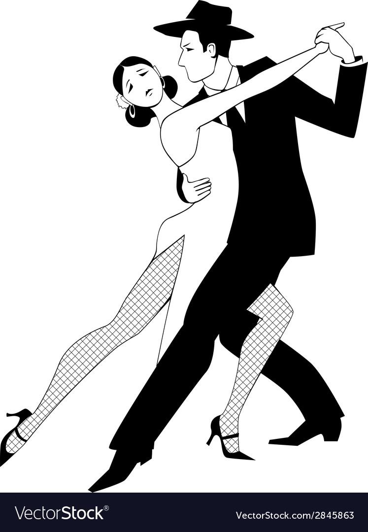Tango clip art.