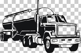 Tank truck Petroleum , truck PNG clipart.