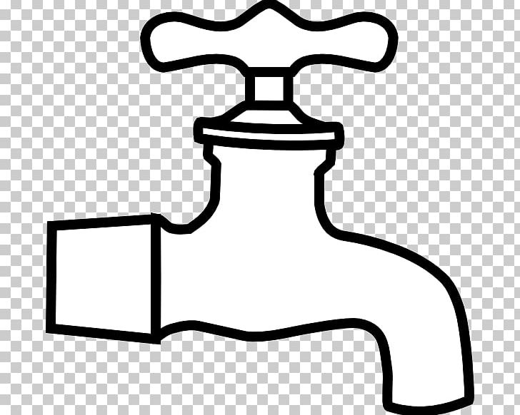 Tap Water Black And White PNG, Clipart, Black, Black And White, Clip.