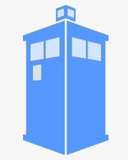 Free Tardis Clip Art with No Background.