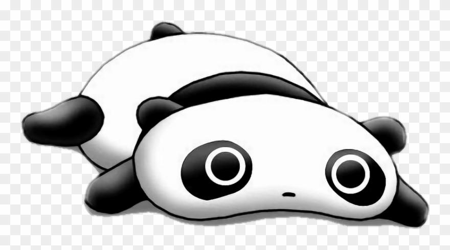 Panda Sticker.