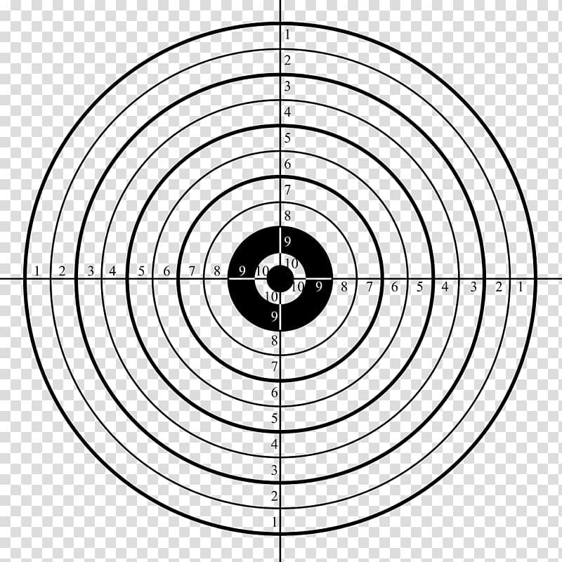 Shooting target Shooting range Shooting sports , animation.