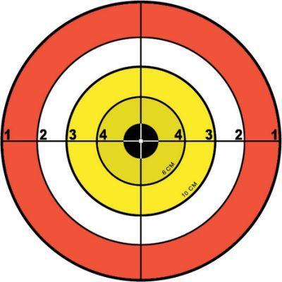Target Shooting.