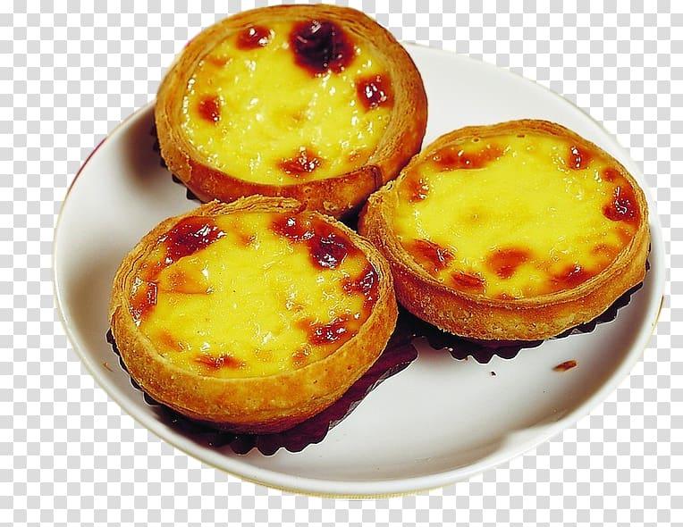 Egg tart Dim sum Belxe9m Cream Portuguese cuisine.