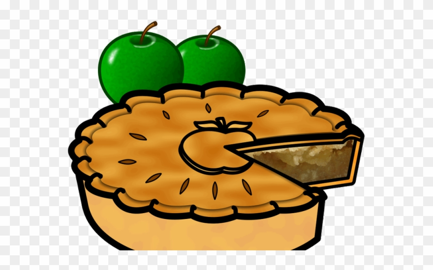 Tart Clipart Apple Pie.