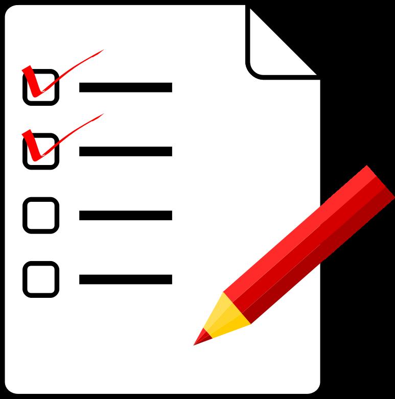 Organized clipart task, Organized task Transparent FREE for.