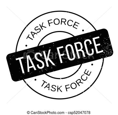 Task force Vector Clipart Royalty Free. 77 Task force clip.